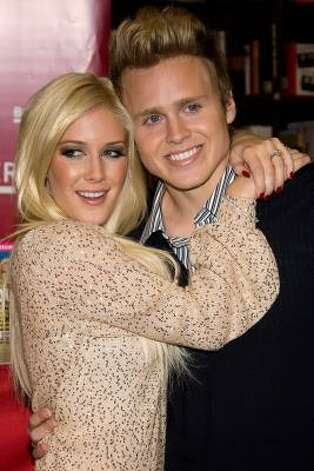 "Reality TV stars Heidi Montag and Spencer Pratt are providing a master class on how to manage money. The couple is now broke after blowing $10 million in anticipation of the 2012 Mayan apocalypse. Pratt told Britain's OK! Magazine that he spent $80,000 on a quartz crystal from a volcano in Peru and started buying people cars.  ""I spent over $1 million on men's clothing because I wanted people to take me seriously as an A-lister. I wanted to be in the fashion magazines alongside Brad Pitt."" Montag became obsessed with Birkin bags and Victoria Beckham's style.   They also lost $2 million by setting up their own record label to launch Montag's singing career. Photo: Charles Sykes, AP"