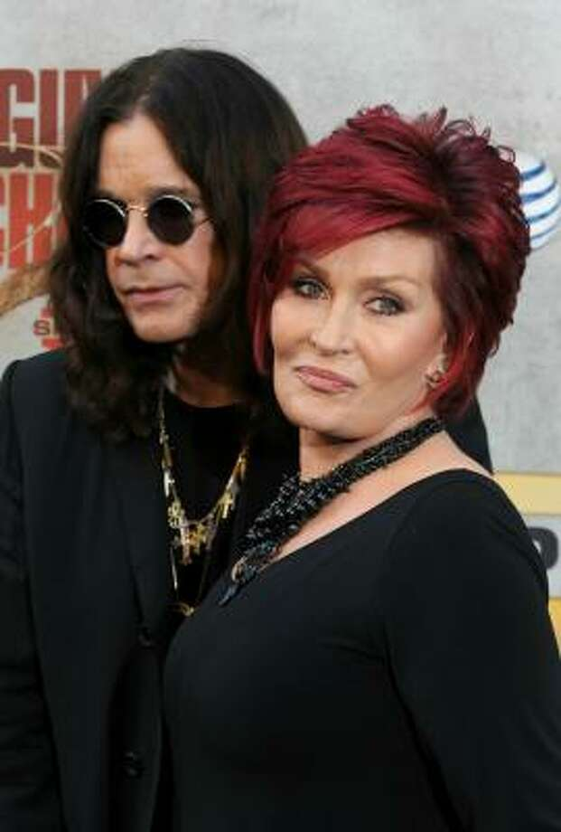 Sharon Osbourne said in 2009 that she'll never get over her