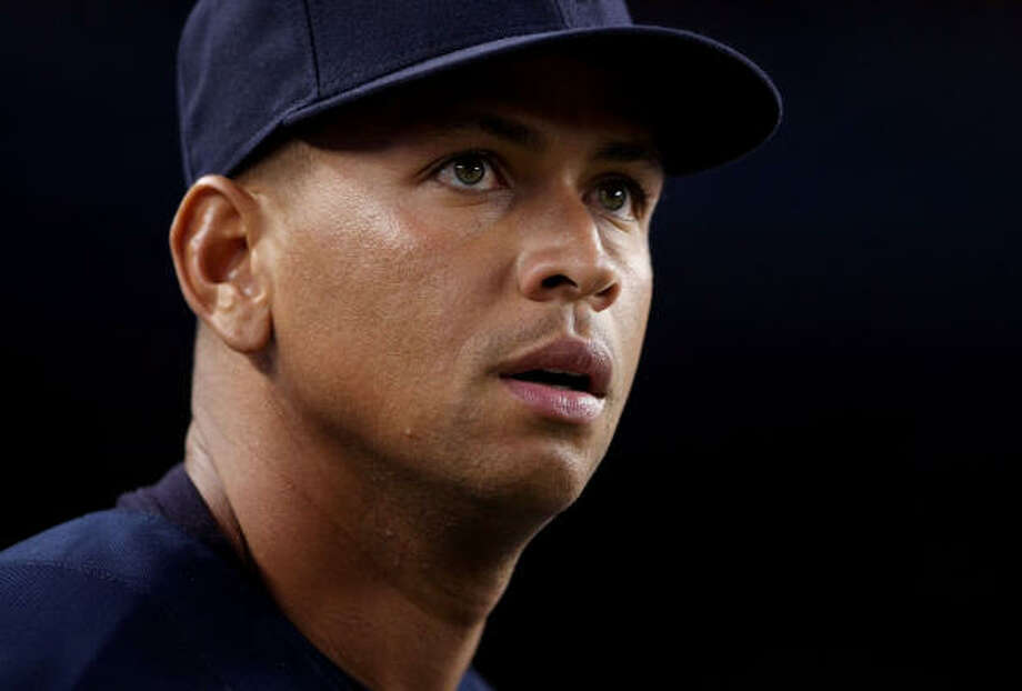 The Astros visit the New York Yankees starting Friday for a three-game interleague series. So we decided to take a moment and look at their most public player: Alex Rodriguez, aka A-Rod. Is he also hot or not? Vote here. Photo: Nick Laham, Getty Images