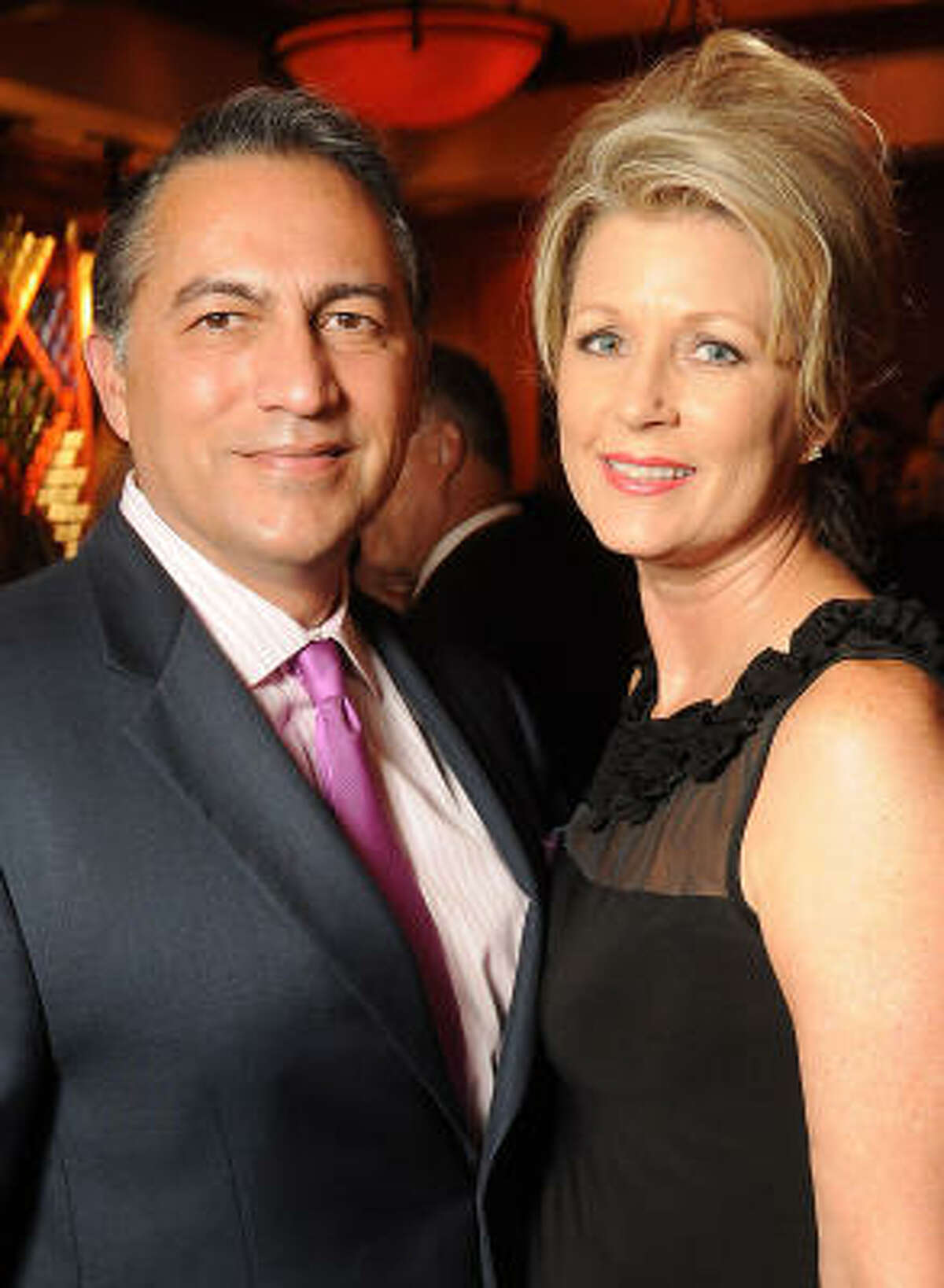 Susan and Jimmy Olguin