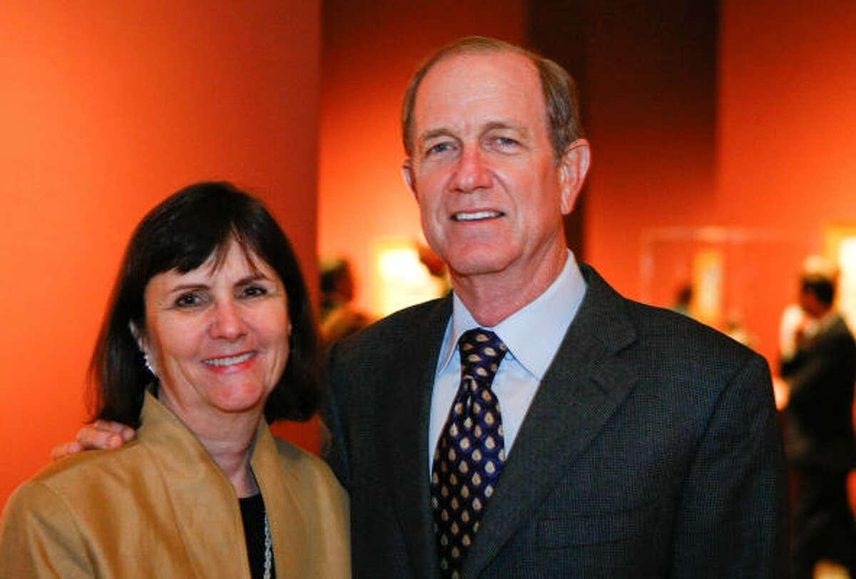 Leslie and Brad Bucher
