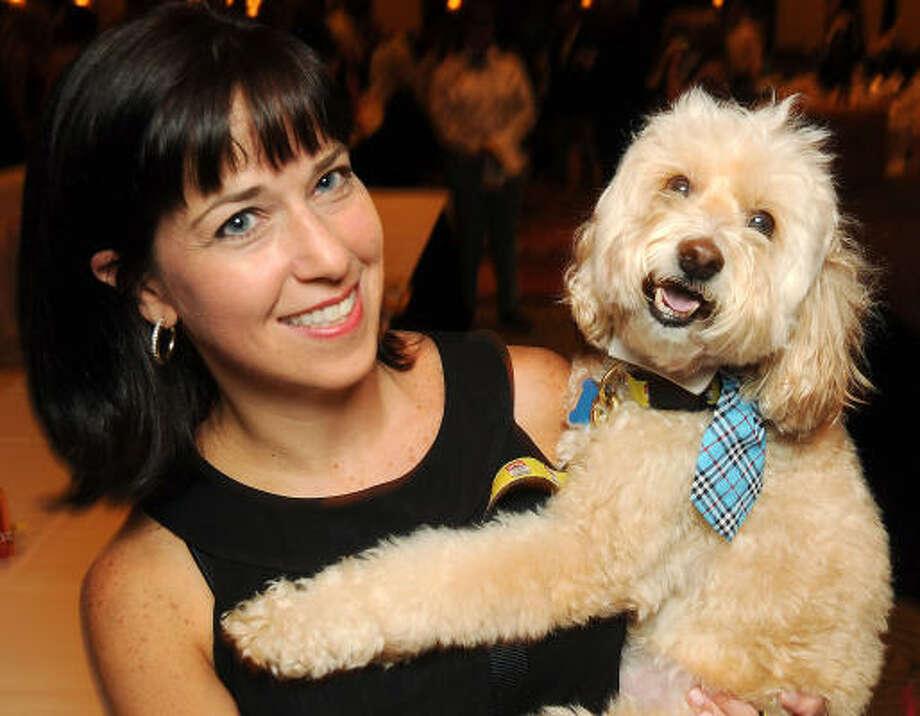 Doghouse benefit for cap houston chronicle for John parker motors houston