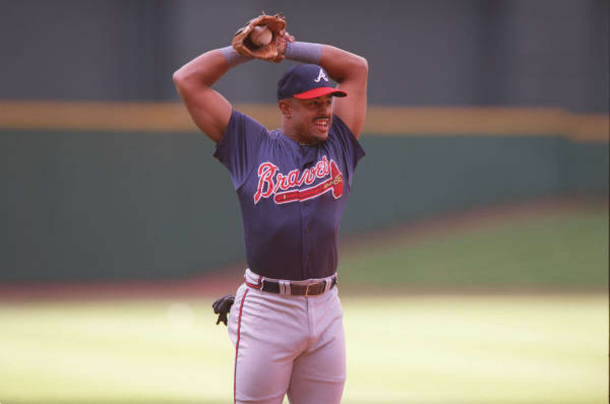 Brian Jordan Football: NFL S, 1989-1991 Baseball: MLB OF, 1992-2006 Summary: Jordan played for the Falcons and led the NFL in safeties in 1991 but decided to focus on baseball because he knew a career in that sport would last longer. The move worked out well - he hit 184 home runs and batted .282 over 15 seasons.