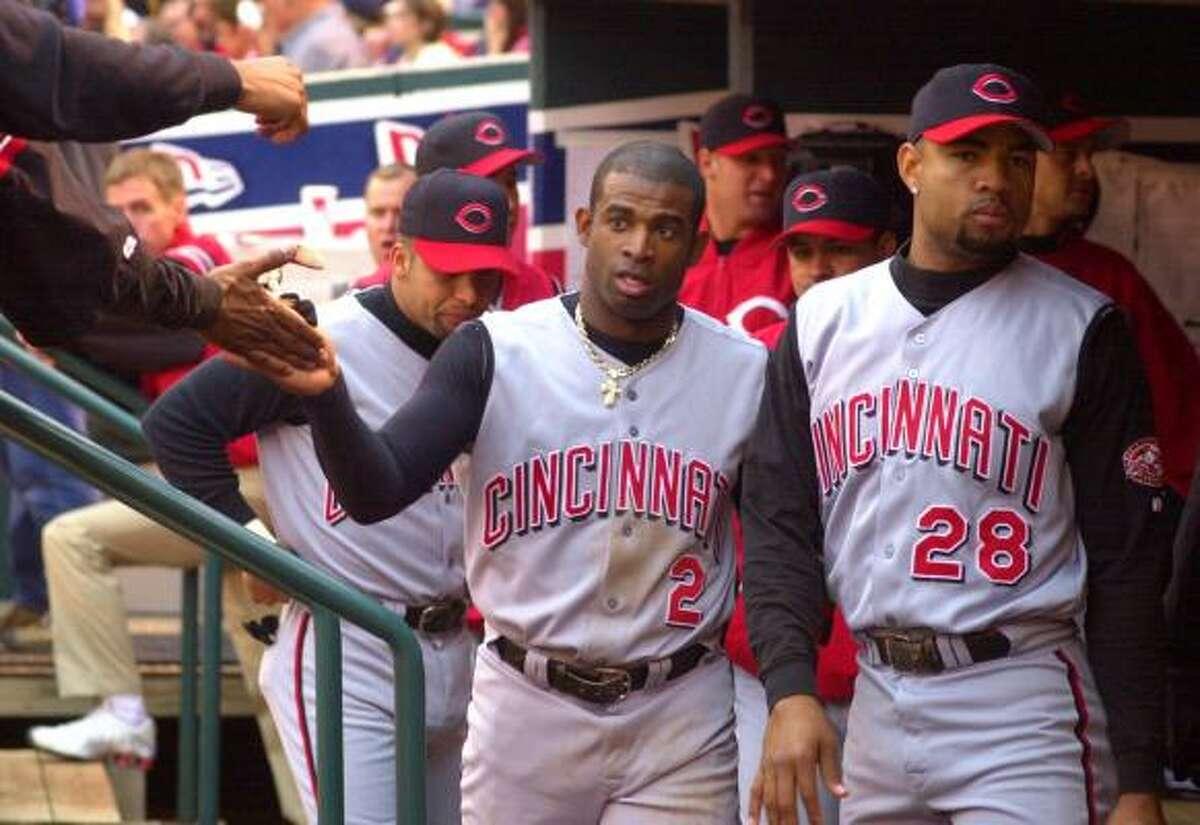 Deion Sanders Baseball: MLB OF, 1989-2001 Football: NFL CB, 1989-2005 Summary: