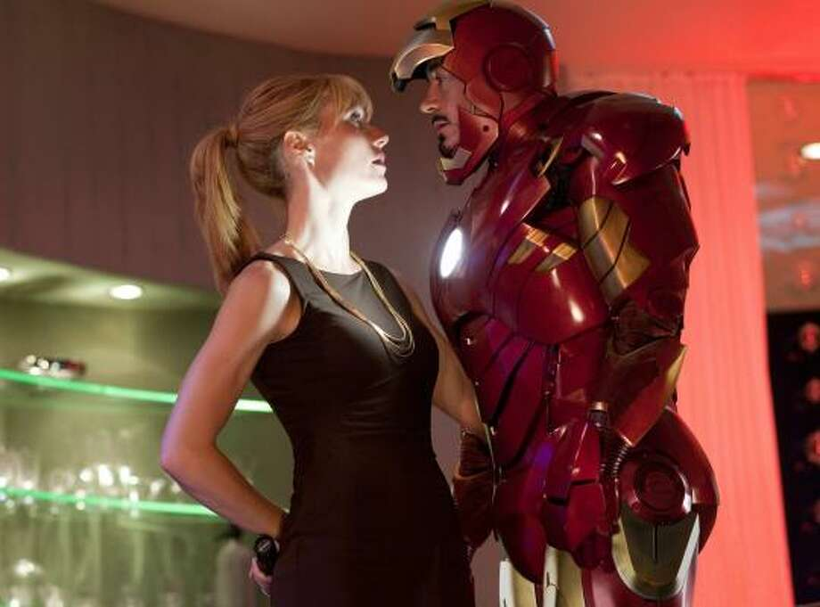 Iron Man 2, $7.8 million Robert Downey Jr. stars in the sequel to the Marvel Entertainment juggernaut. Photo: Paramount Pictures