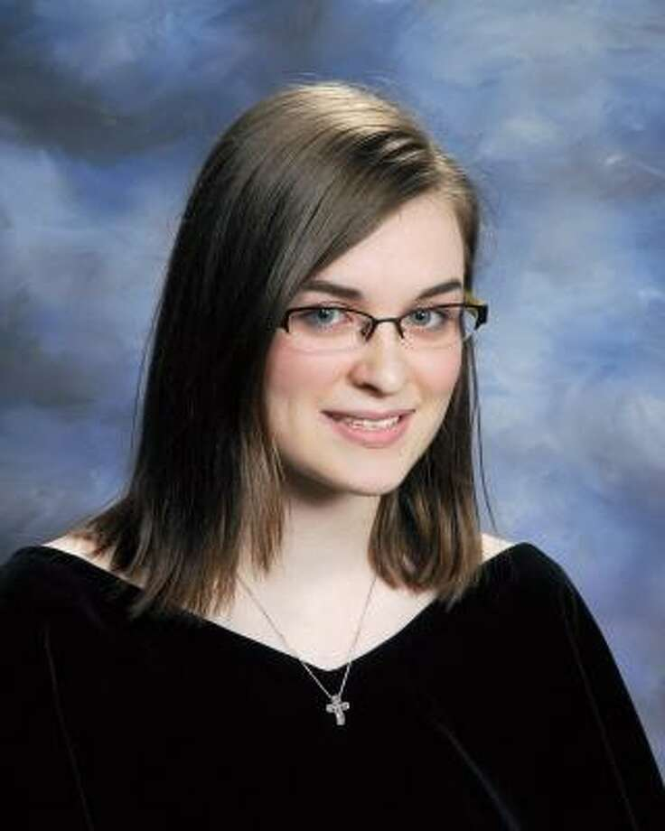 Haley Jones Morton Ranch High School Salutatorian Photo: Katy ISD