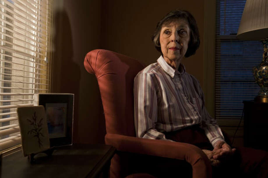 Houston retiree Kathy Sweeney has trouble finding specialists who take new Medicare patients and is worried about the possibility she one day could lose her regular doctor. Photo: Eric Kayne, For The Chronicle