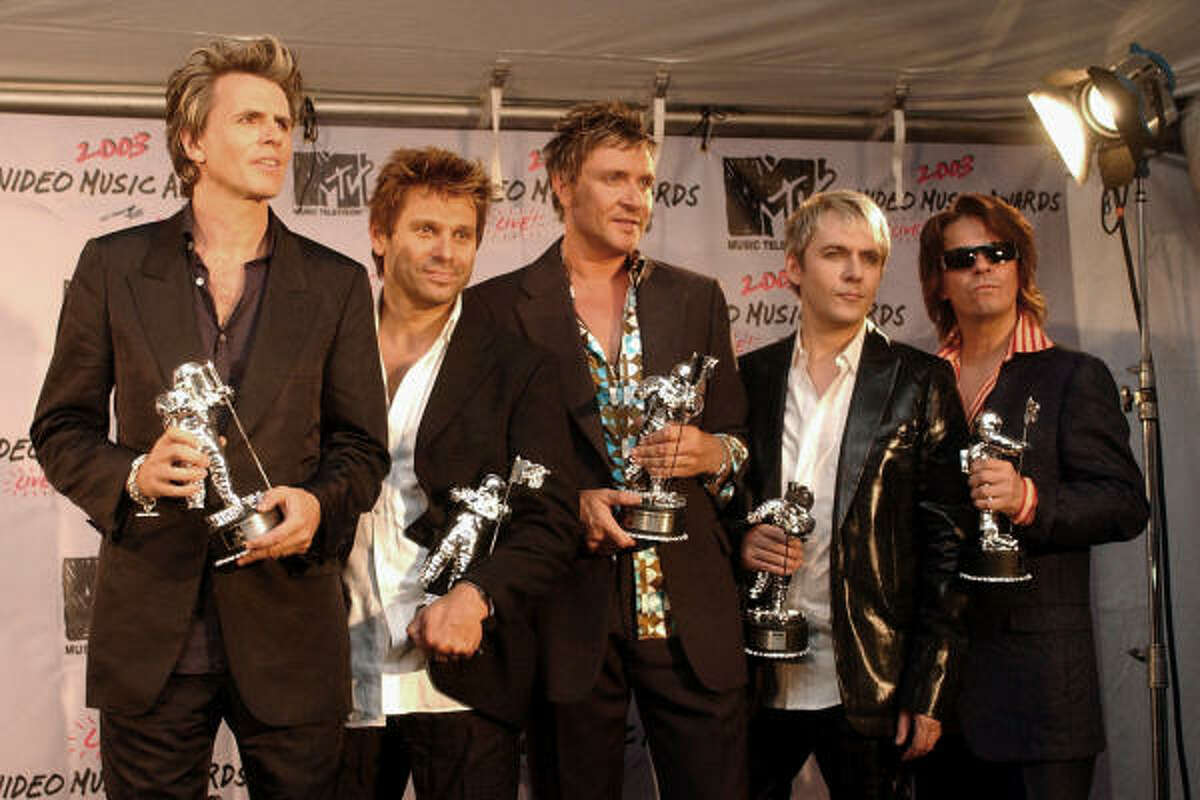 What IS a Duran Duran? Fans of the 1968 cult classic film Barbarella may know. The band took the name from the villain of the film, Durand-Durand.
