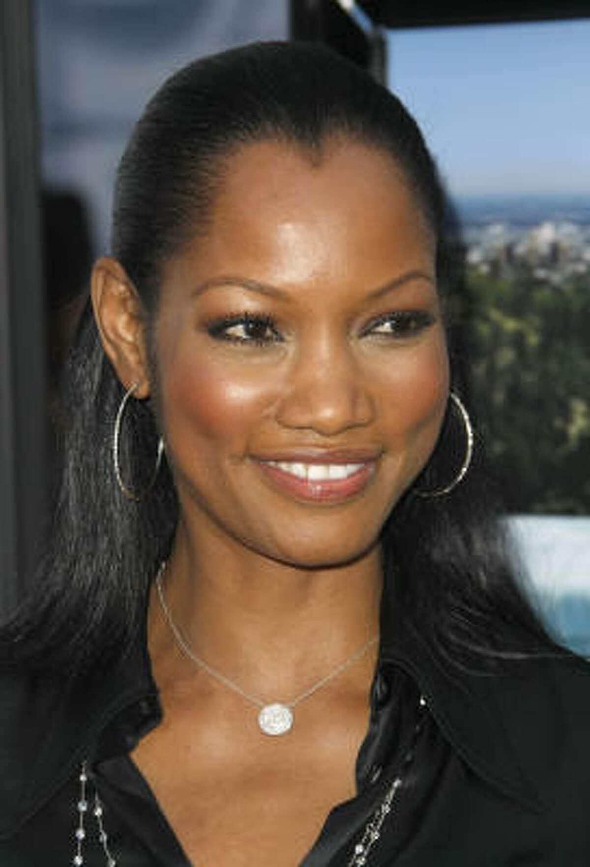 Actress Garcelle Beauvais-Nilon has twin boys.