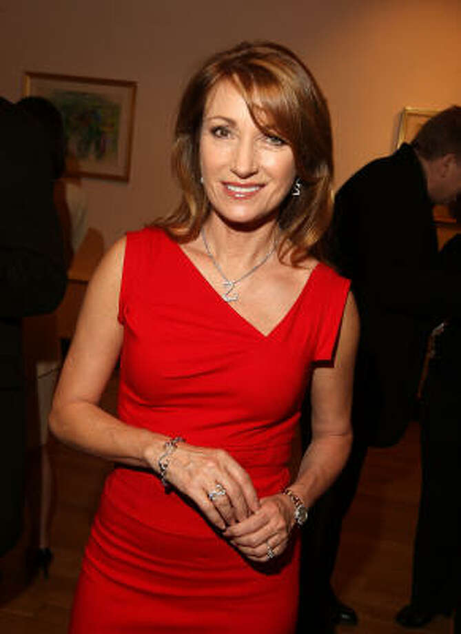 Jane Seymour is mom to twin boys. Photo: Stephen Lovekin, Getty Images For Artcurial