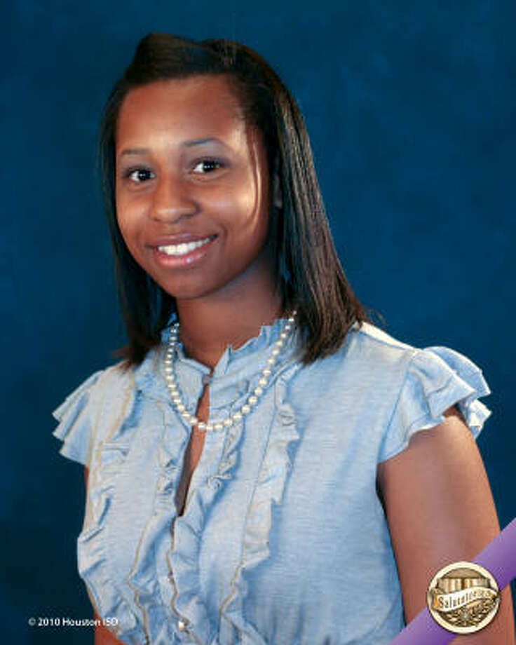 Dao Henderson, Leader's Academy Class rank: Salutatorian;  College:  Howard University Goal for the Future: Physician's assistant Photo: Courtesy Of Houston ISD