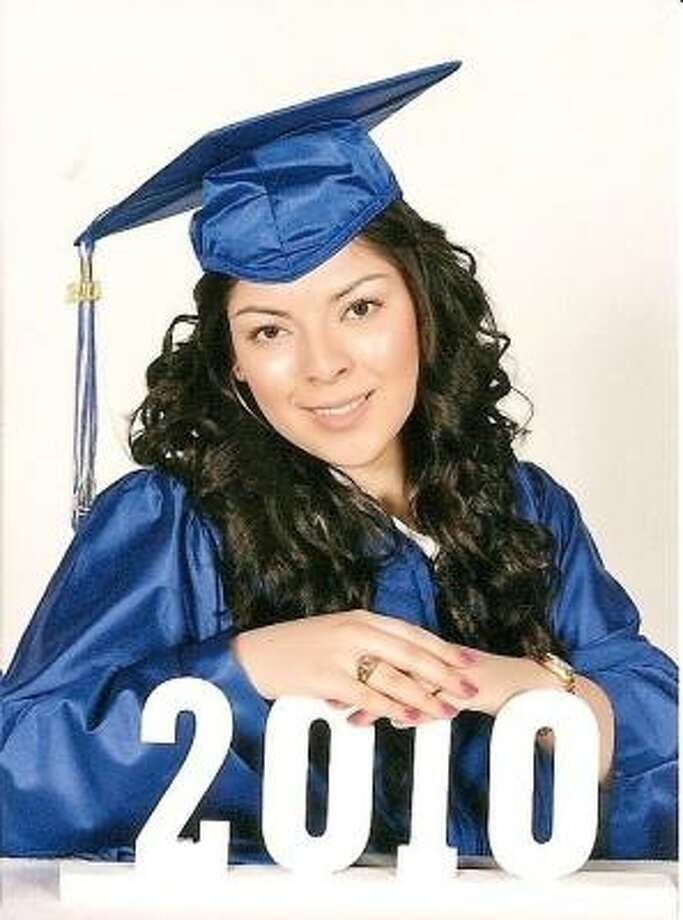 Erika Lamas ASSETS Academy  Co-valedictorian College:  University of Texas at Brownsville  Career choice: nurse Photo: Alvin ISD