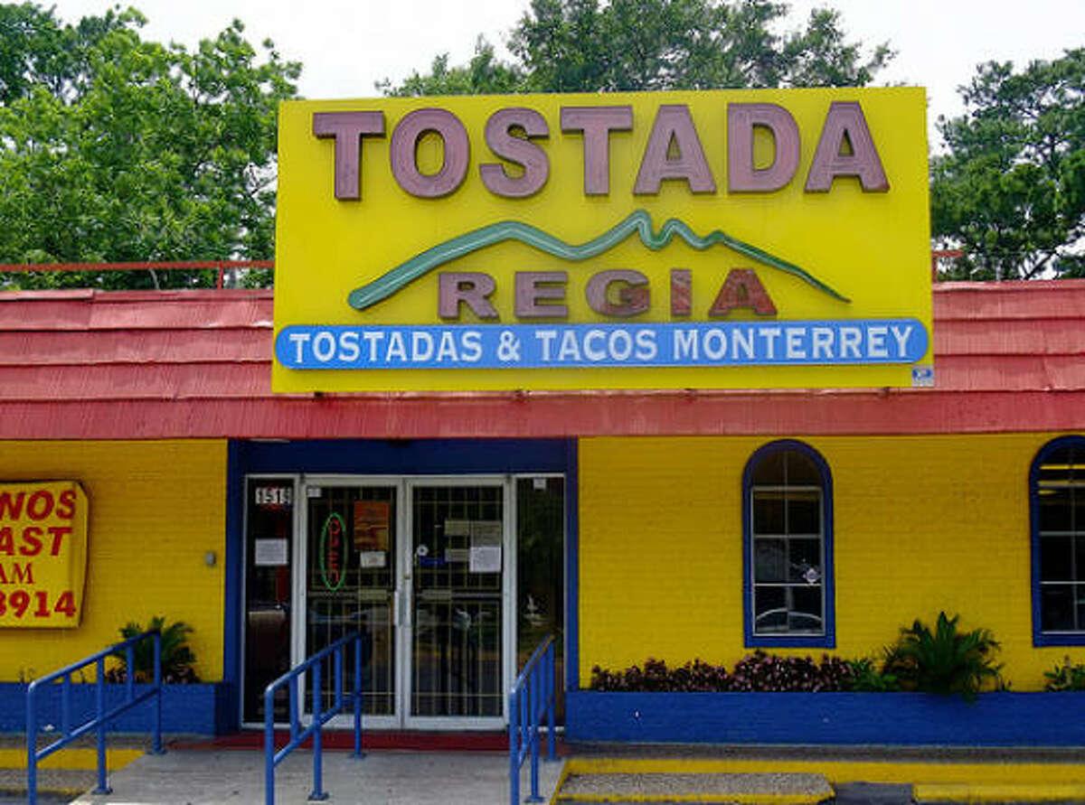 Tostada Regia on Gessner near Long Point.