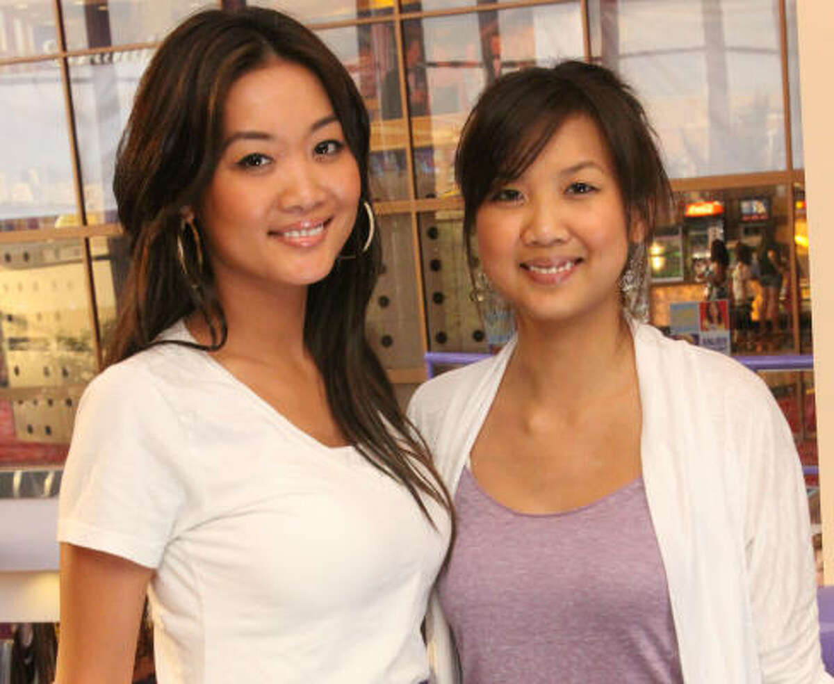 Ly Tran and Kathy Tran