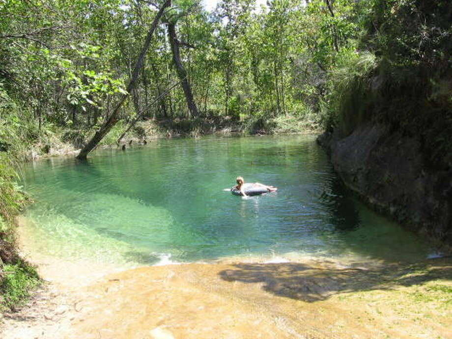 Austin-area attractions:Pedernales Falls State Park