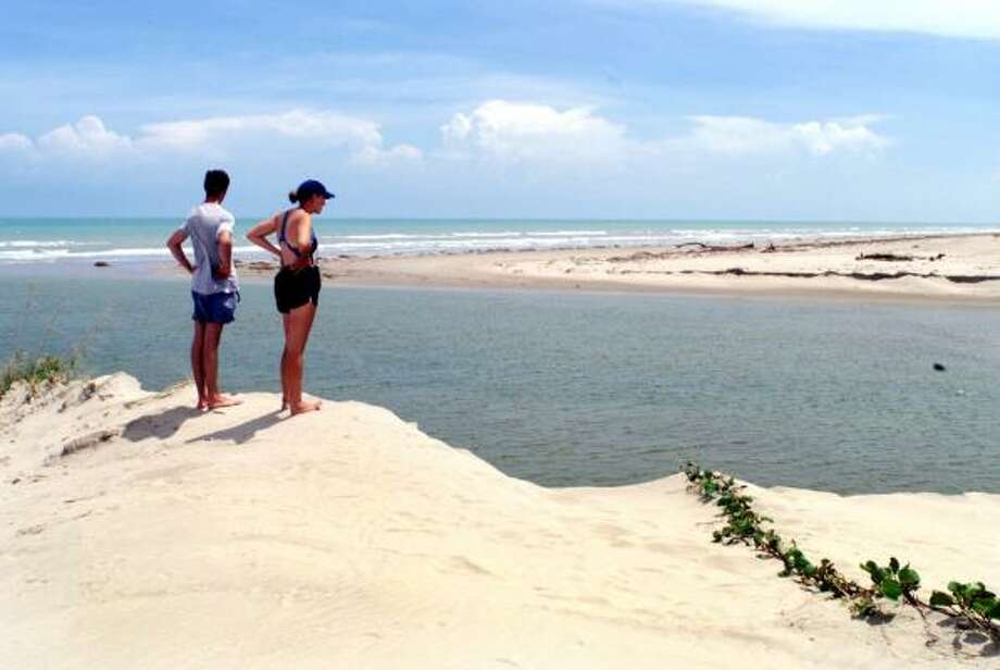Corpus Christi-area attraction:Padre Island National Seashore Padre Island National Seashore has some of the best beaches in Texas. Photo: DAVID ADAME, AP