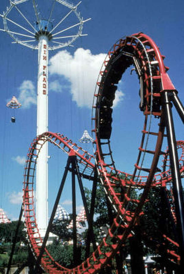 Dallas/Fort Worth attraction: Six Flags Over Texas