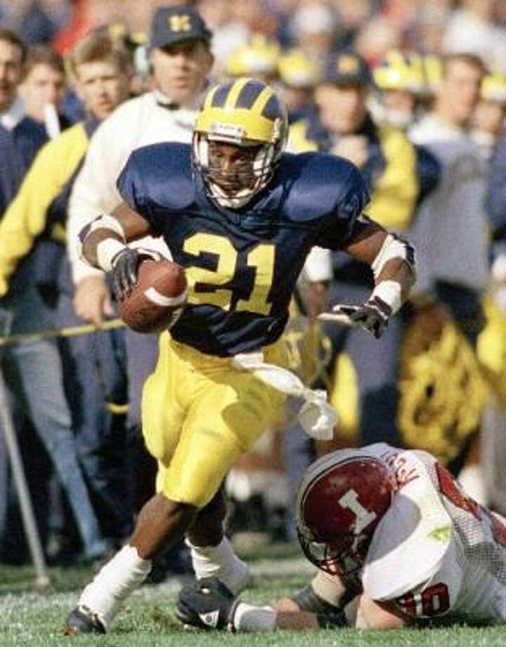 1991: Desmond Howard 