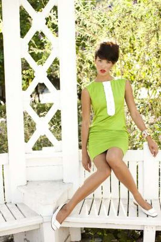 The citrus palette of chartreuse to lemon has been squeezed into summer's fashion offerings. Trina Turk's Romani dress, $348, at trinaturk.com