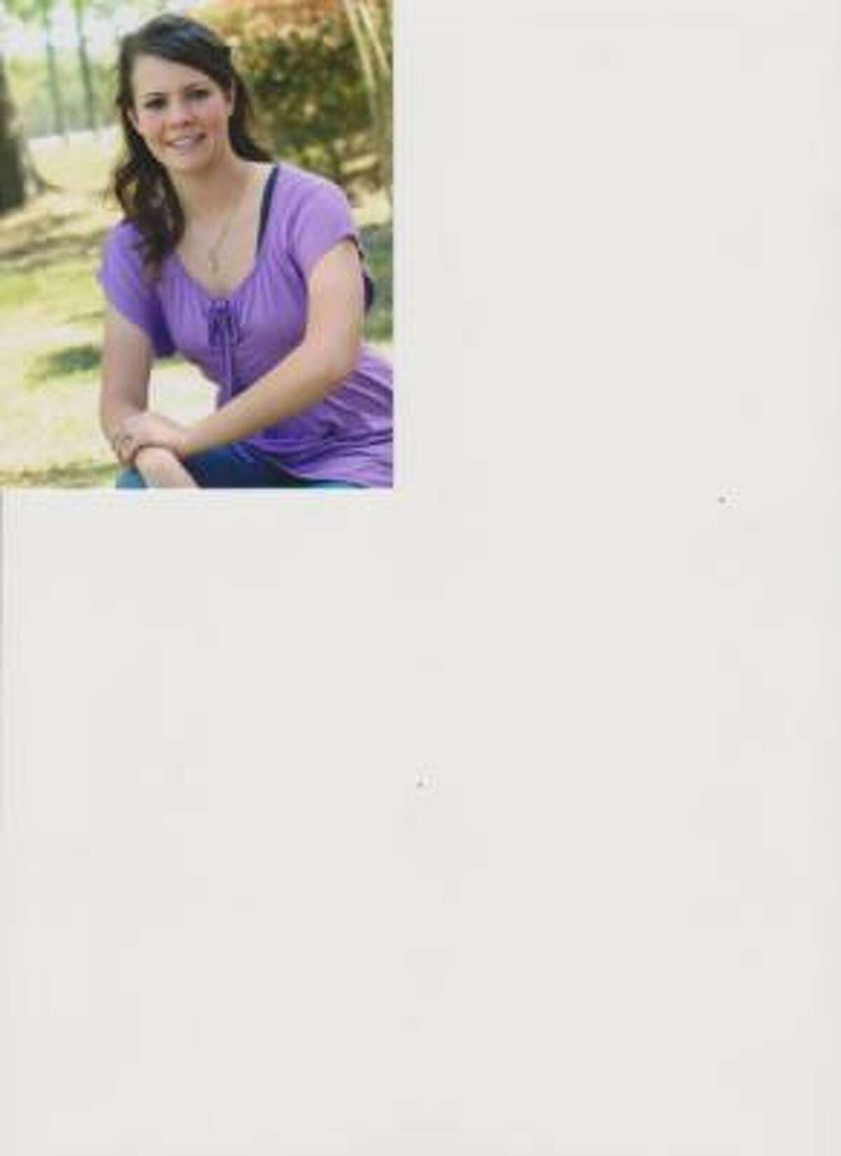 Rebekah Audrey Keel Caney Creek High School Salutatorian College: Bryn Mawr College
