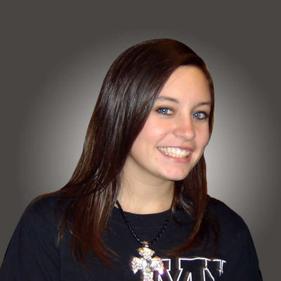 Shelby Prewitt  Magnolia ISD Alpha Academy  Class rank: 3  College: Blinn Junior College