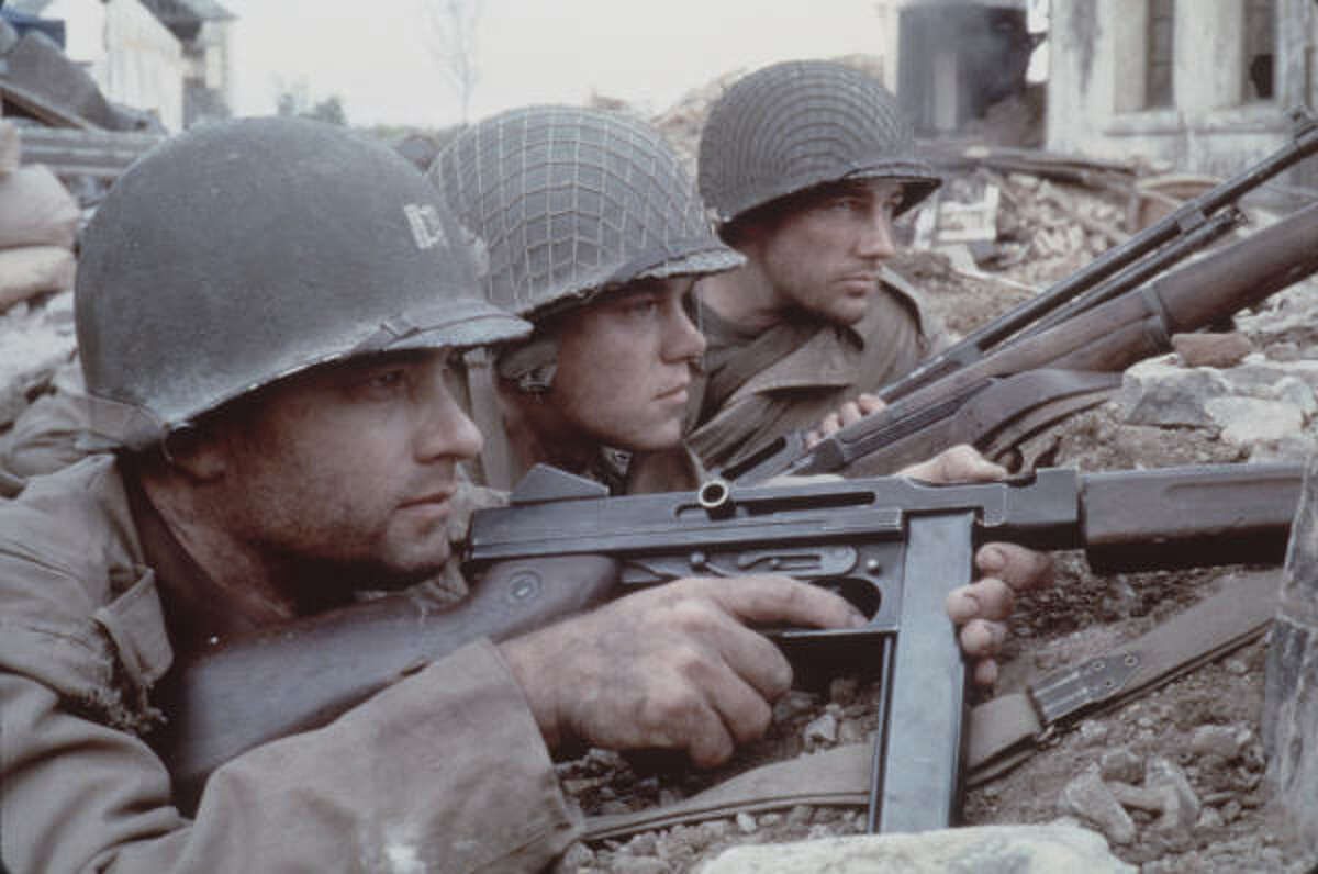 Saving Private Ryan(1998) : The Department of Veterans Affairs set up a special 800 number to help the hundreds of former soldiers who were traumatized after seeing the film.