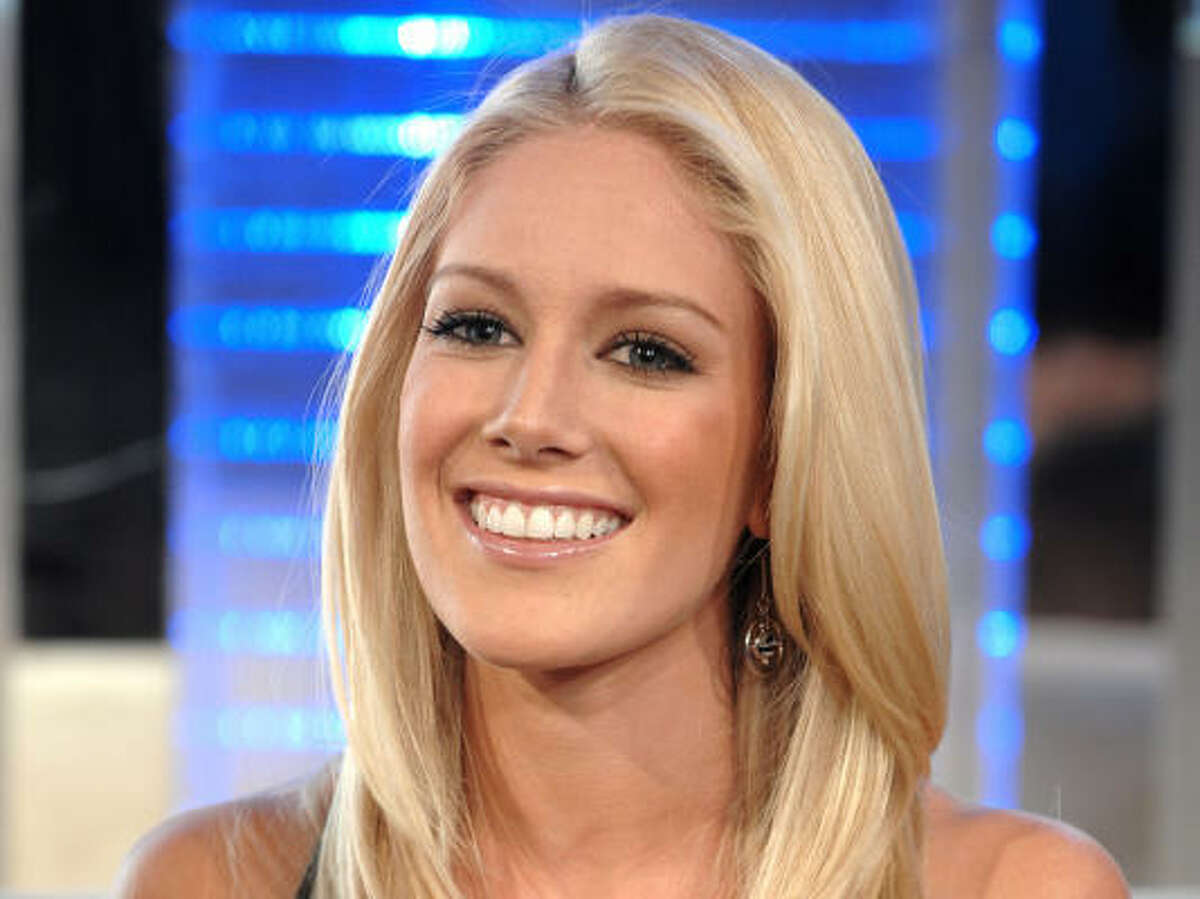 Heidi Montag made a splash when she first came on The Hills, and she's drastically changed her appearance to remain in the spotlight. So now it's time for you to decide. Is she hot or not? Vote here.