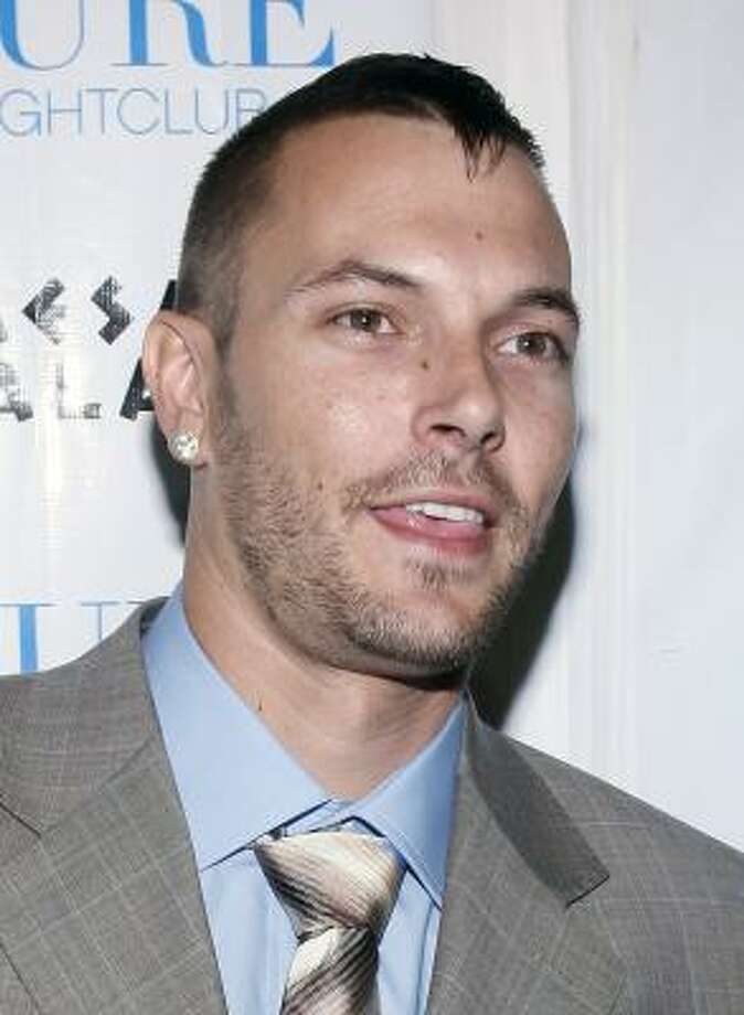 In the past few years Federline put on quite a few pounds and appeared on Celebrity Fit Club. Photo: Isaac Brekken, AP