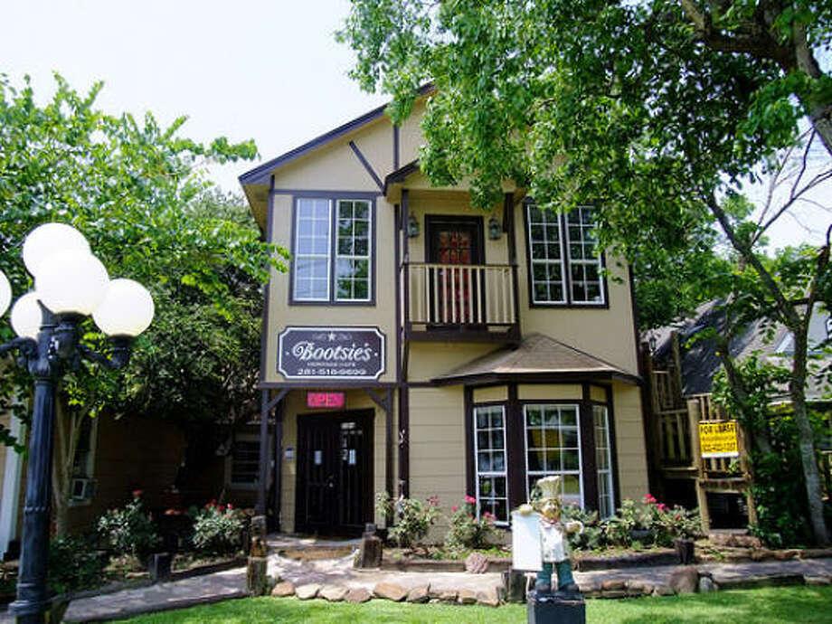 Bootsie's Heritage Cafe in Tomball. Photo: Misha Govshteyn