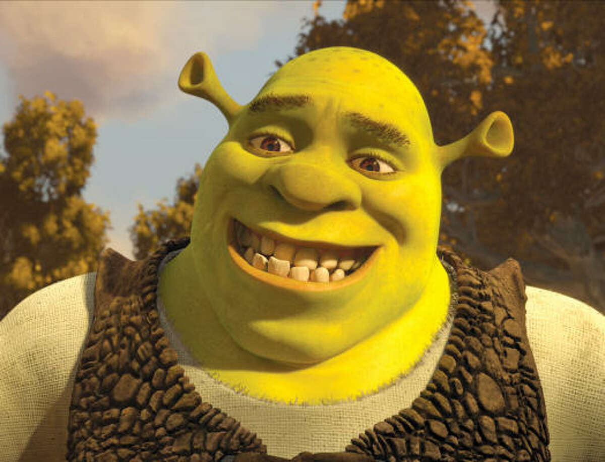 Shrek Forever After , $71.3 million Adventures continue for the giant green ogre.