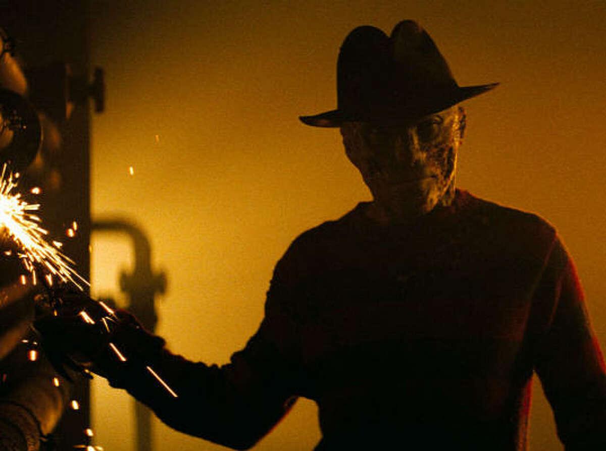 A Nightmare on Elm Street , $2.3 million Jackie Earle Haley revives Freddy Krueger.