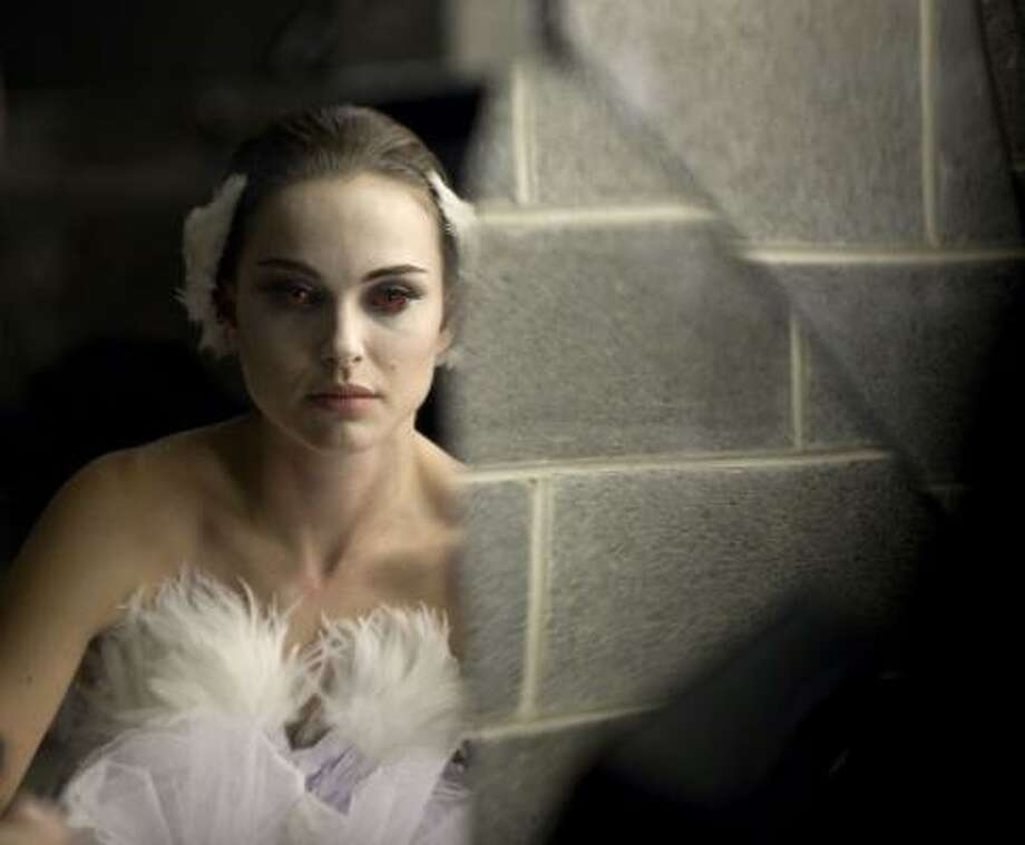 Portman says her transformation for the Black Swan role took nearly a year. Photo: Niko Tavernise, AP