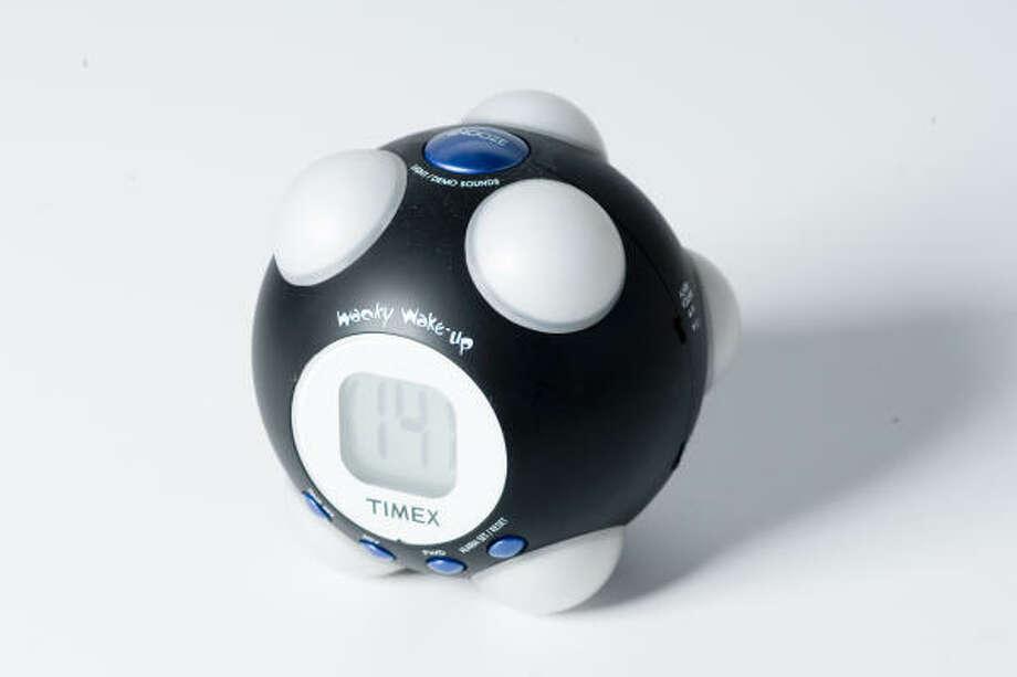 Alarm clock, Target Photo: Houston Chronicle