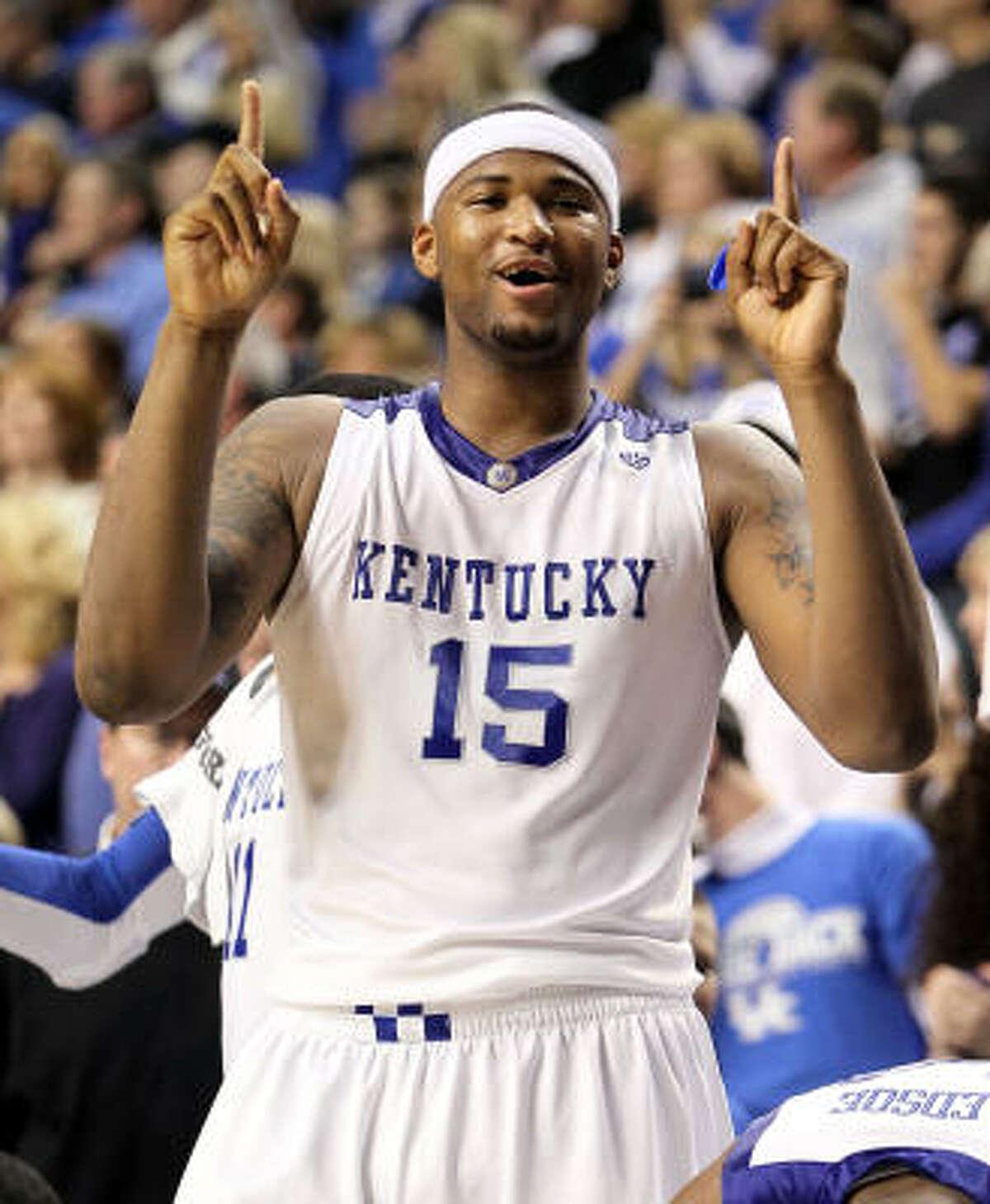 3. Sacramento Kings Pick: Demarcus Cousins Position: Forward/center School: Kentucky