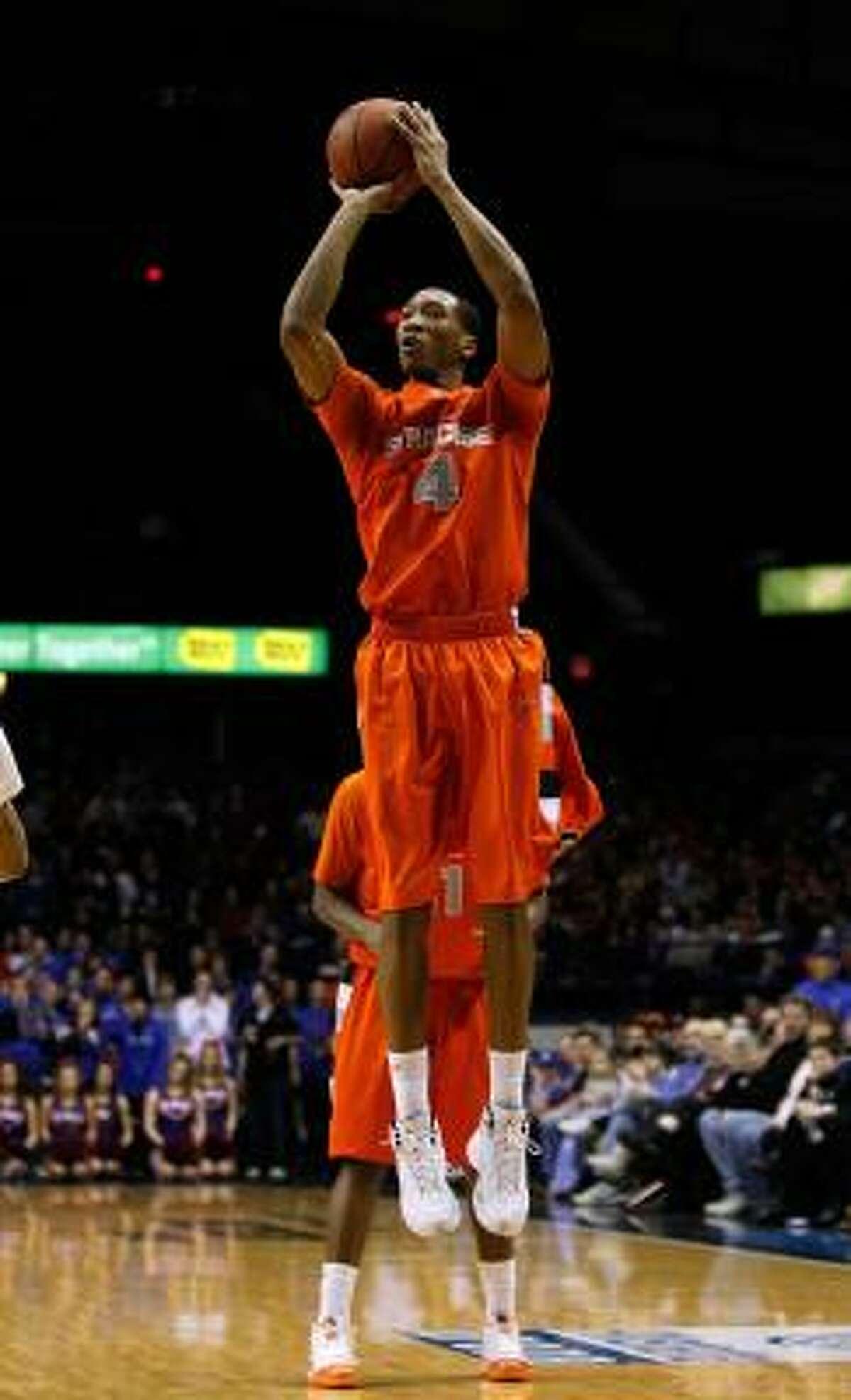 5. Washington Wizards Pick: Wesley Johnson Position: Forward School: Syracuse