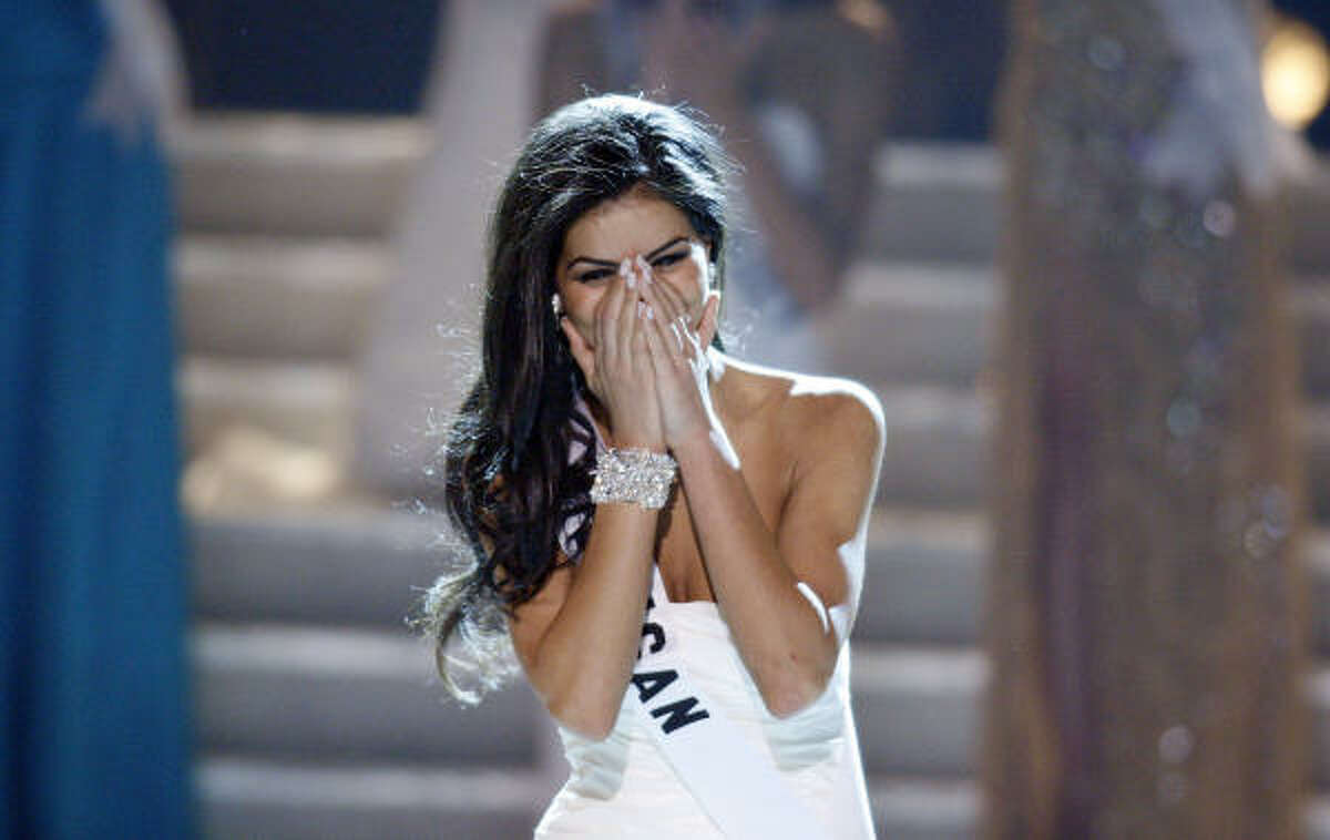 Fakih, Miss Michigan, will represent the United States this summer in the Miss Universe pageant.