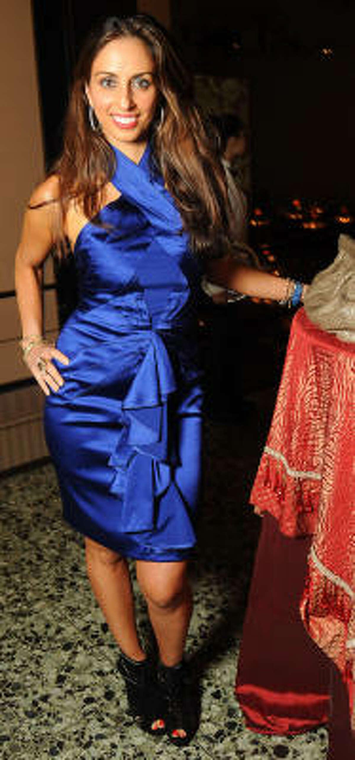 Tina Ansari