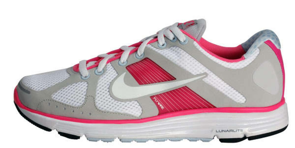 Nike LunarElite+ running shoe, $100.