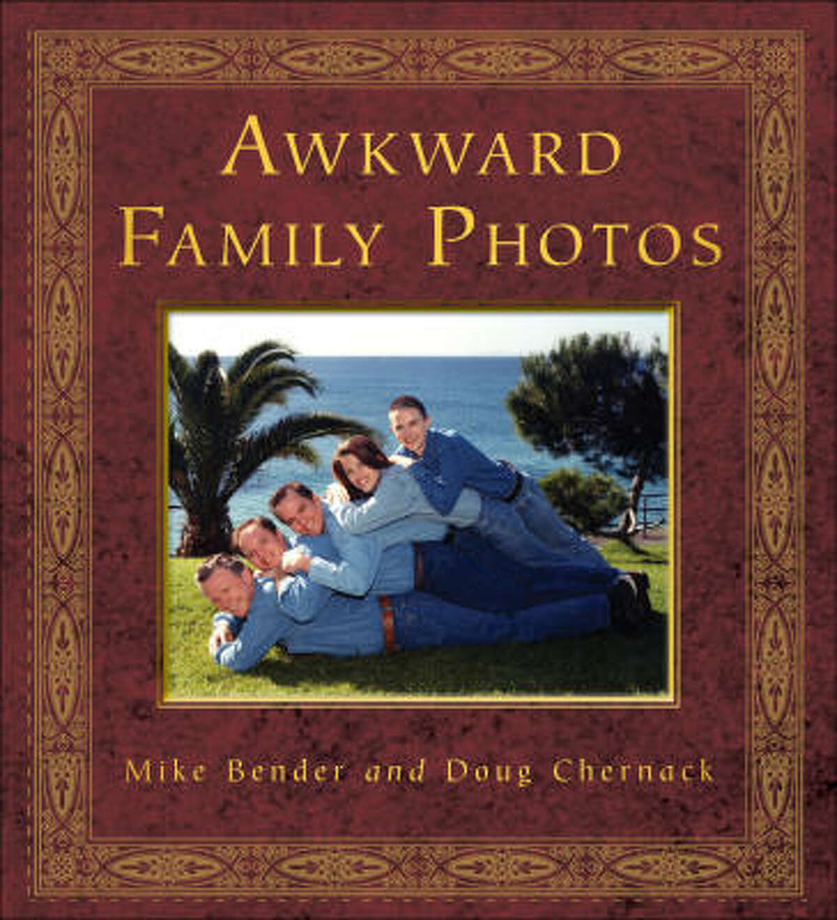 Awkward Family Photos , by Mike Bender and Doug Chernack, is a collection of just what the title says. Read how the authors came up with the idea and upload one of your own here.