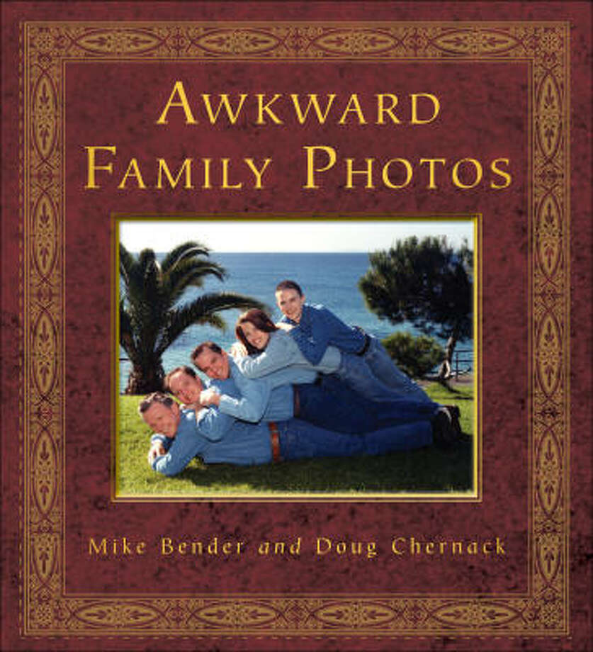 Awkward Family Photos, by Mike Bender and Doug Chernack, is a collection of just what the title says. Read how the authors came up with the idea and upload one of your own here. Photo: Awkward Family Photos