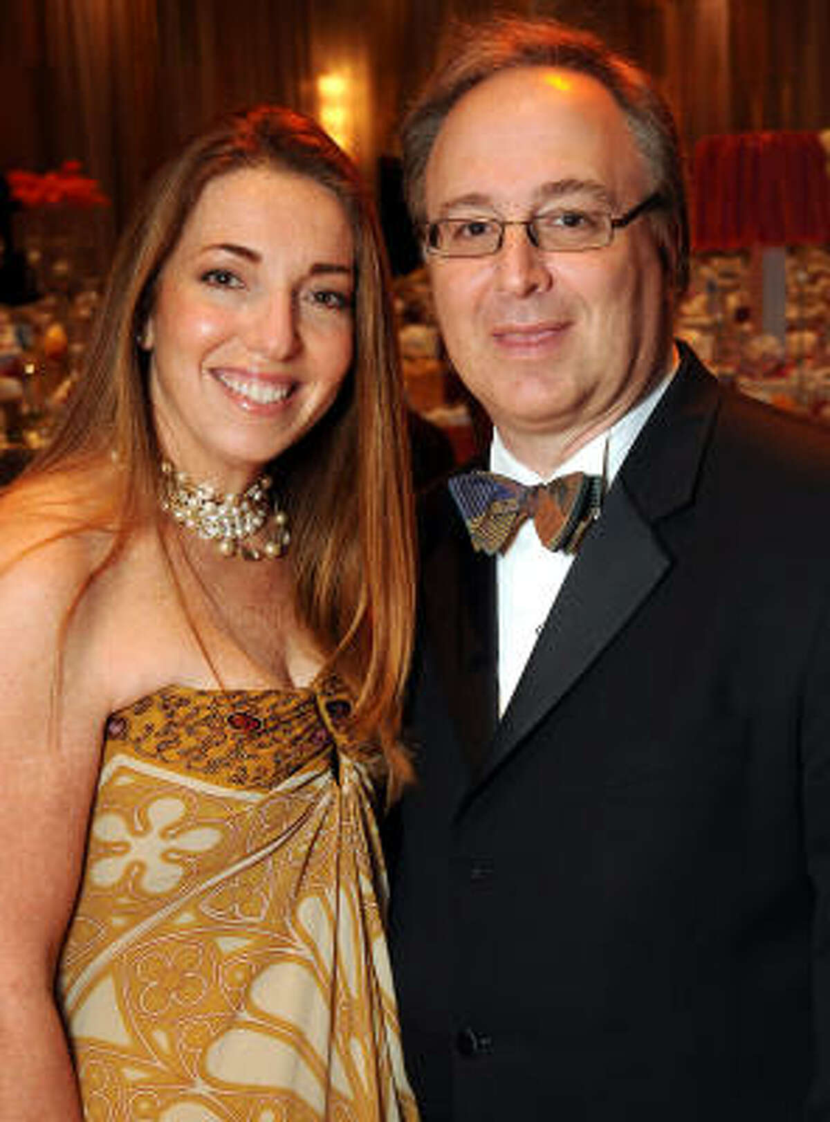 Jordana and Kevin Slawin