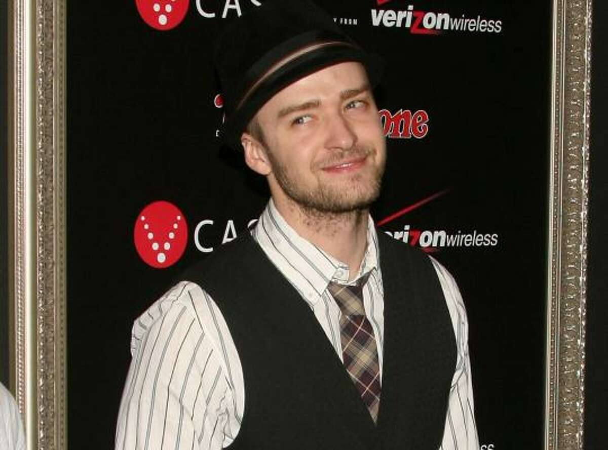 Justin Timberlake has been on the stage since he was a child, but he became famous as a member of the boy band 'N Sync. But did he bring sexy back? Vote here.