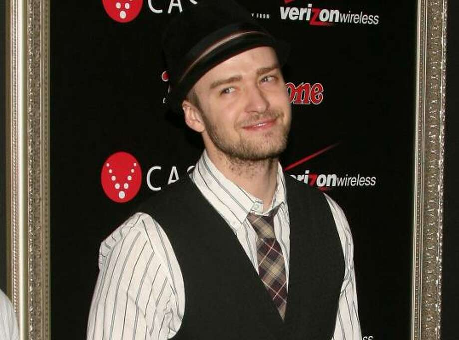Justin Timberlake has been on the stage since he was a child, but he became famous as a member of the boy band 'N Sync. But did he bring sexy back? Vote here. Photo: Frederick M. Brown, Getty Images For Verizon Wireles