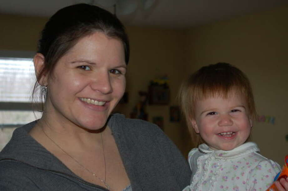 Jen & Ainsley HughesThe best moms ever: reader tributes for Mother's Day Photo: Jen-Hughes1234, Chron.commons