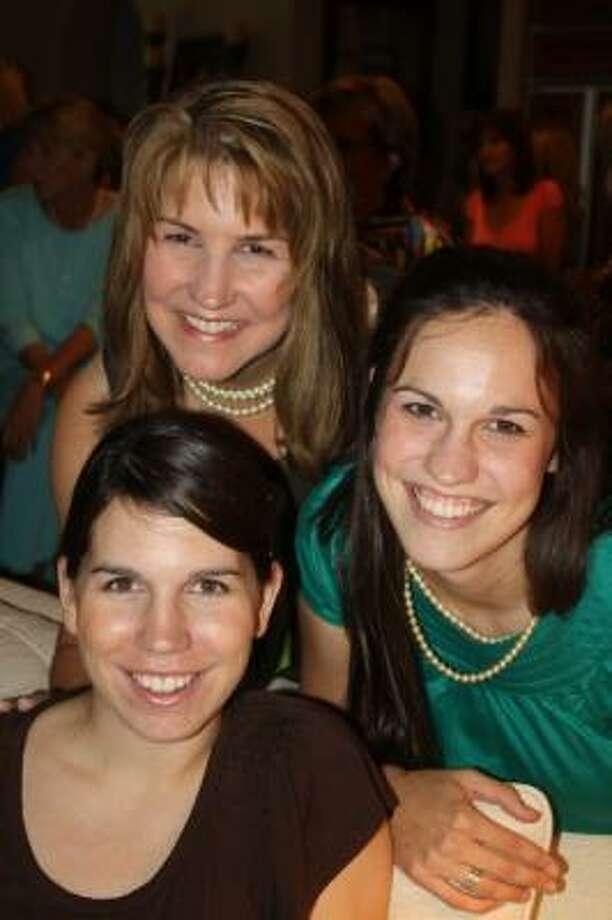 Evans GirlsThe best moms ever: reader tributes for Mother's Day Photo: Lee7evans@windstream.net, Chron.commons