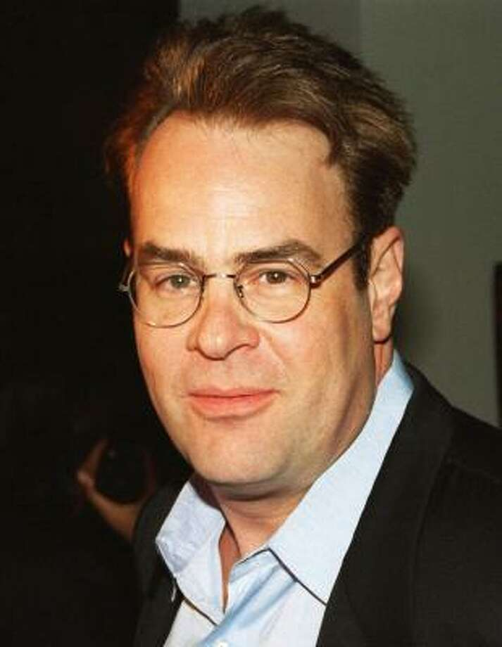 SNL-alum and lifelong Ghostbuster Dan Aykroyd has a condition called syndactyly. It means he has webbed feet. Photo: MICHAEL TWEED, AP
