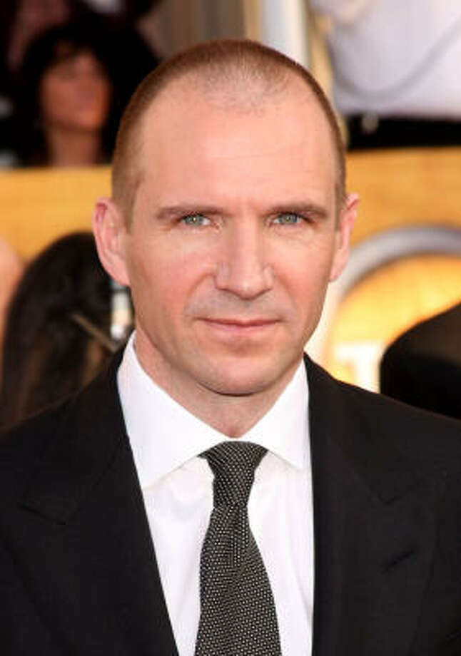 Ralph Fiennes is the 8th cousin of England's Prince Charles, who is the ninth cousin once removed of his wife, Camilla Parker-Bowles. Photo: Jason Merritt, Getty Images