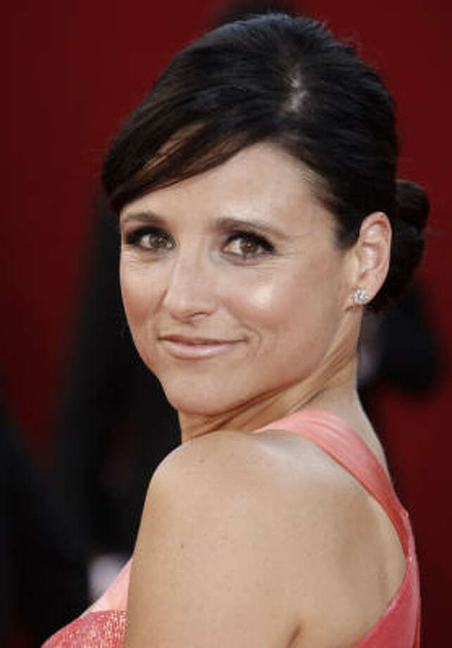 Julia Louis-Dreyfusis the daughter of French billionaire Gerard Louis-Dreyfus. She was listed, by Forbes magazine, as one of the 10 Hottest Billionaire Heiresses of 2006. Photo: Matt Sayles, AP