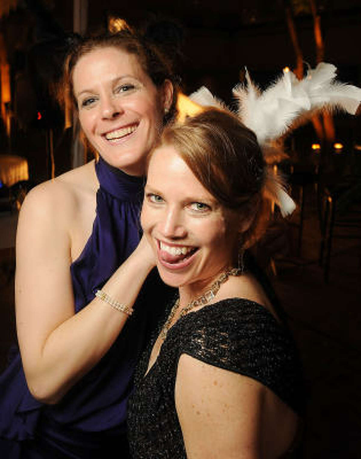 Susanna Kise and Kim Reynolds