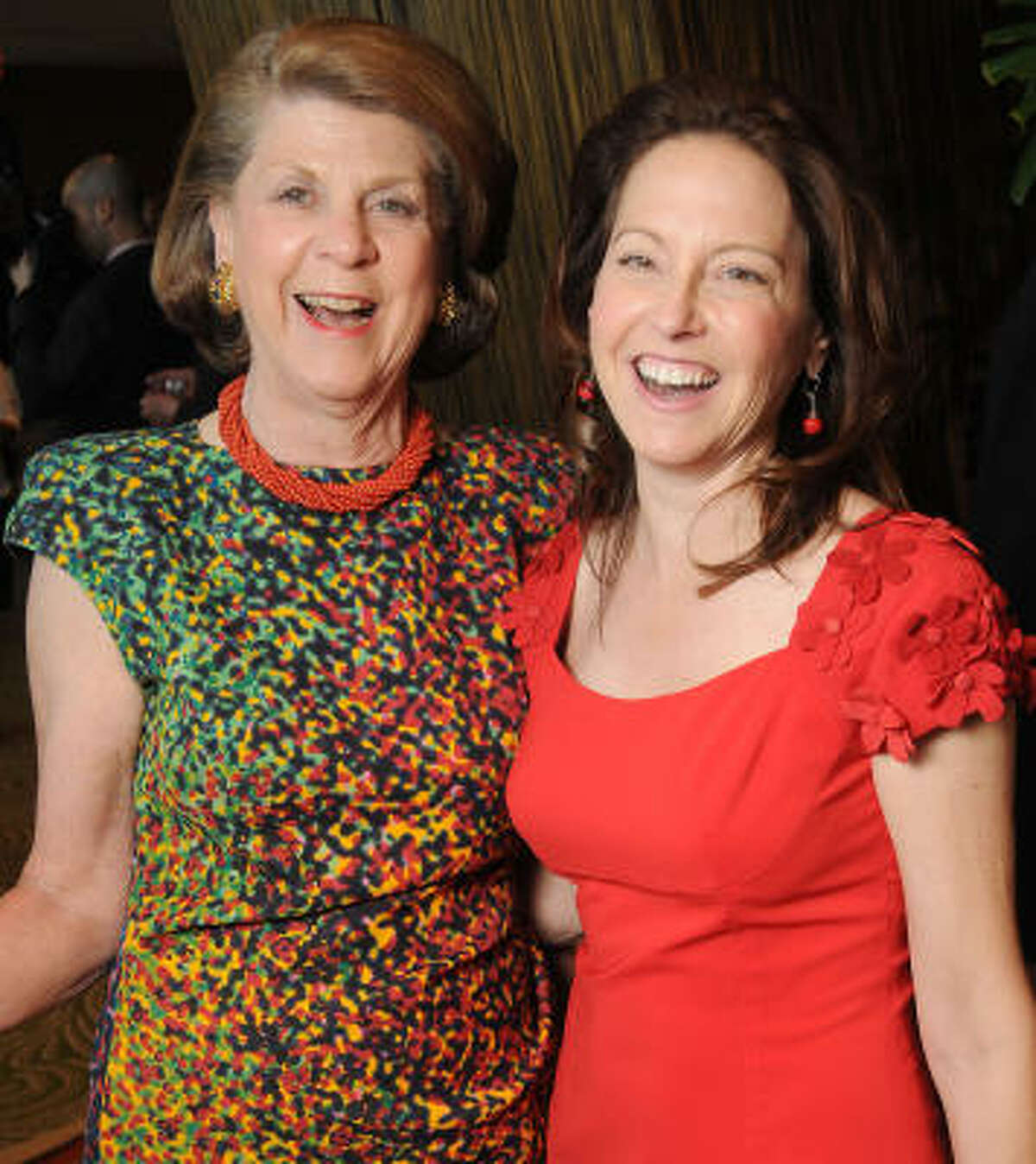 Judy Margolis and Susan Bruch